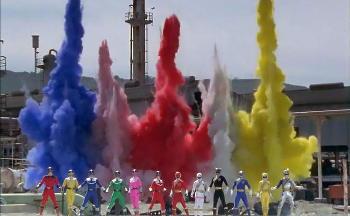 Power Rangers - 10x25 - Reinforcements from the Future (2)