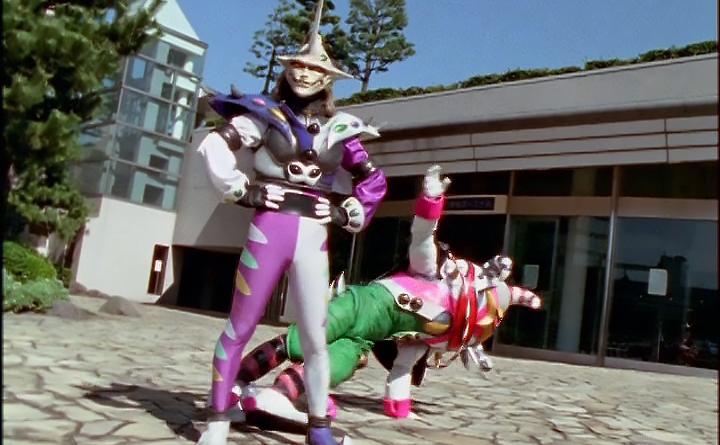 Power Rangers - 10x30 - Team Carnival