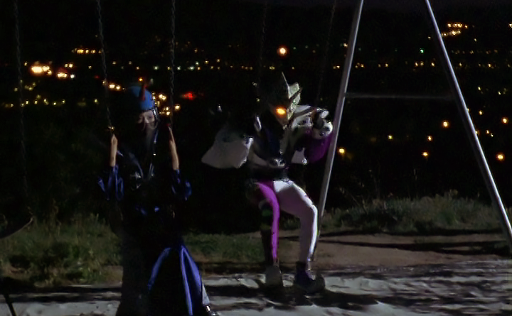 Power Rangers - 10x37 - Fishing for a Friend