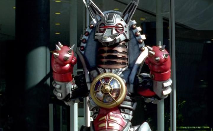 Power Rangers - 11x13 - Boxing Bopp-a-Roo