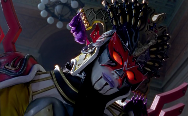 Power Rangers - 11x27 - Shimazu Returns (1)