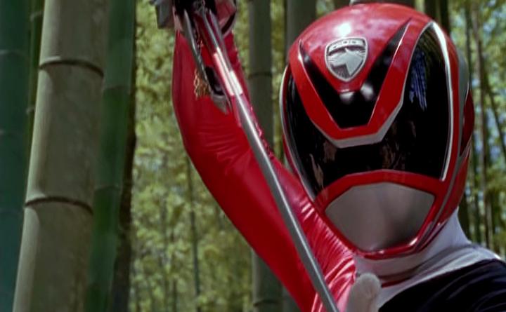 Power Rangers - 13x18 - Samurai