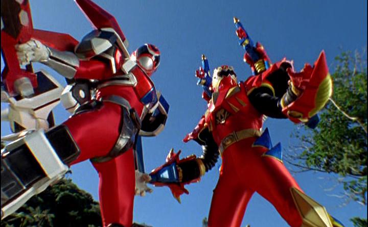 Power Rangers - 13x38 - Wormhole