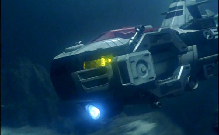 Power Rangers - 15x03 - The Underwater World