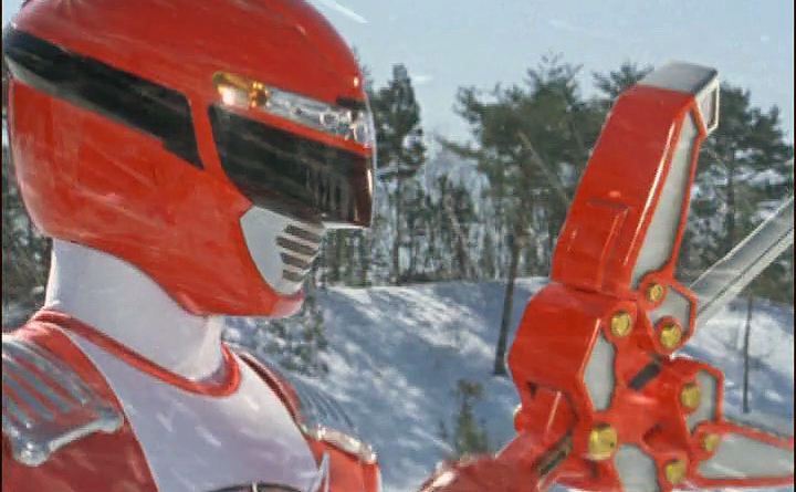 Power Rangers - 15x05 - Weather or Not