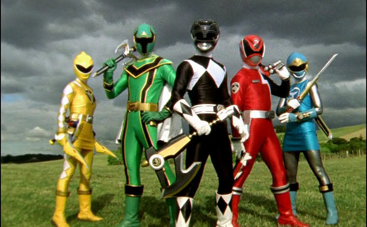 Power Rangers - 15x20 - Once a Ranger (1)