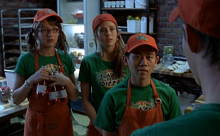 Power Rangers - 16x07 - Pizza Slice of Life