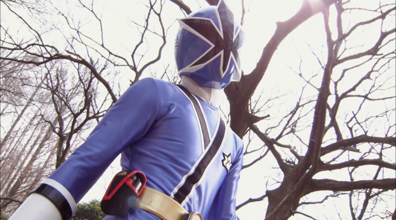 Power Rangers - 18x07 - I've Got A Spell On Blue