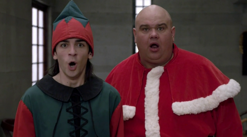 Power Rangers - 19x22 - Stuck on Christmas