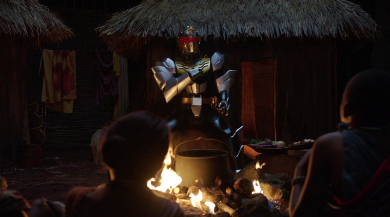Power Rangers - 20x22 - The Robo Knight Before Christmas