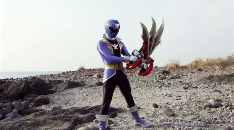 Power Rangers - 21x03 - Blue Saber Saga