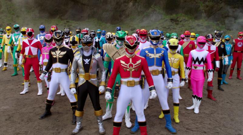 Power Rangers - 21x20 Legendary Battle