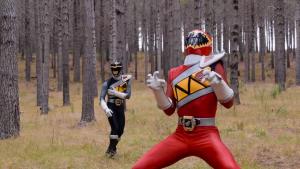 Roar of the Red Ranger