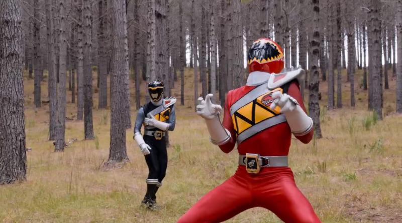 Power Rangers - 23x05 - Roar of the Red Ranger