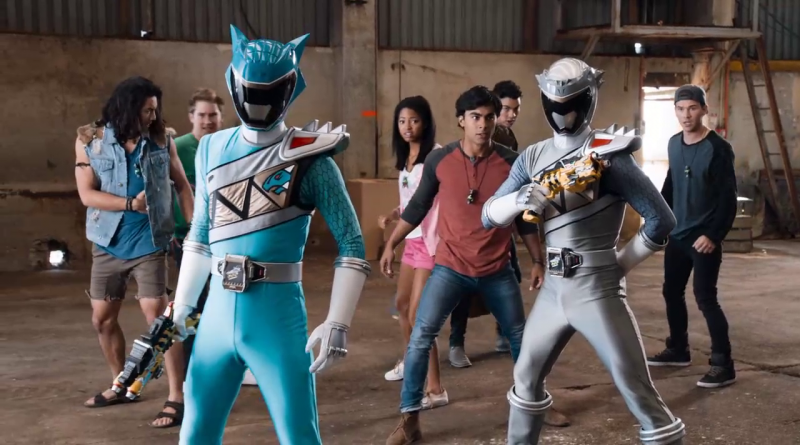Power Rangers - 23x06 - Forged Under Fire