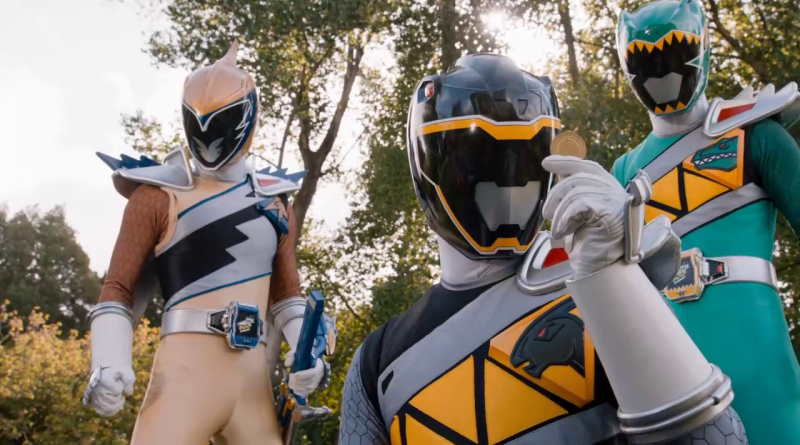 Power Rangers - 23x08 - Riches and Rags