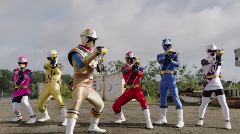 Power Rangers - 24x08 - Gold Rush