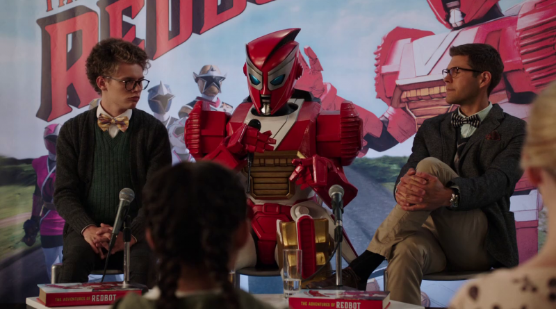 Power Rangers - 24x17 - The Adventures of Redbot