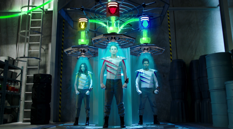 Power Rangers - 26x01 - Beasts Unleashed