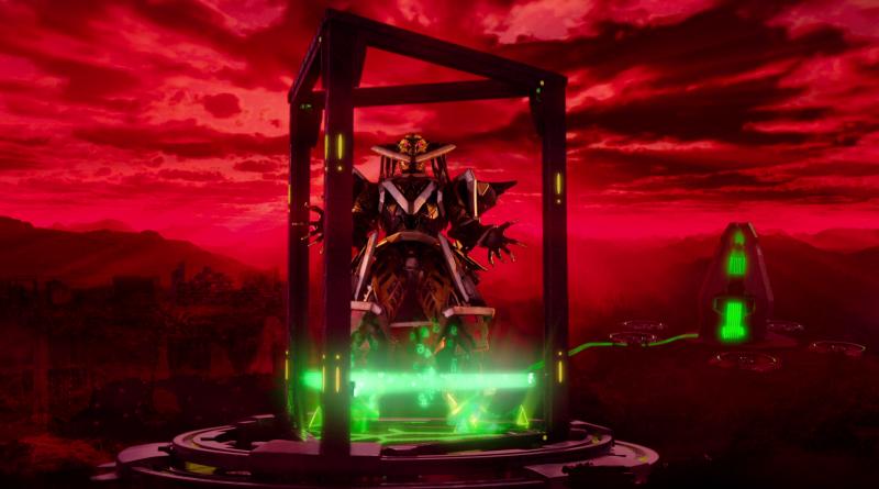 Power Rangers - 26x21 - Evox upgraded