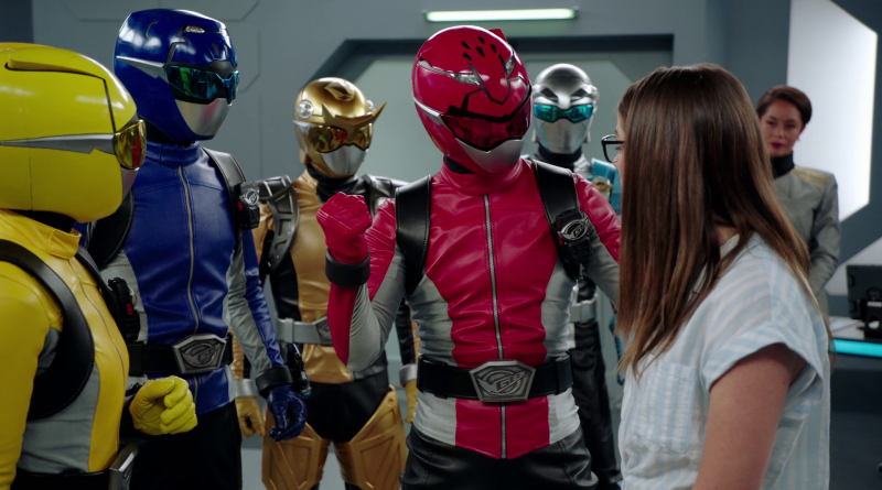 Power Rangers - 27x03 - Game On!
