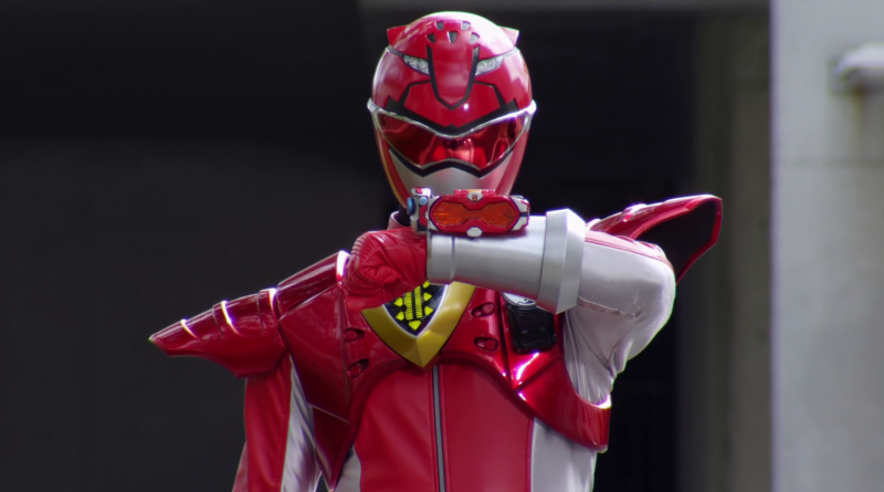 Power Rangers - 27x05 - Cruisin' for a Bruisin'