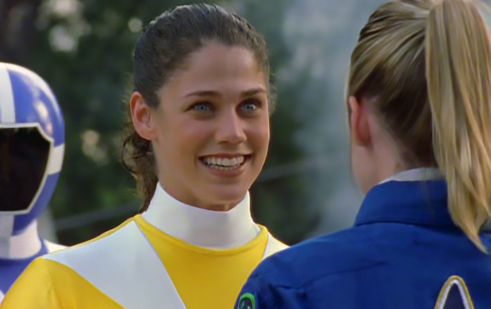 Power Rangers - 8x04 - Riding the Edge