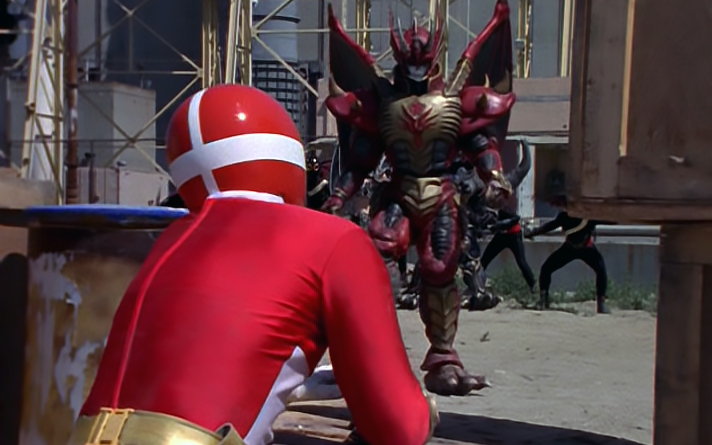 Power Rangers - 8x17 - Olympius Ascends (2)