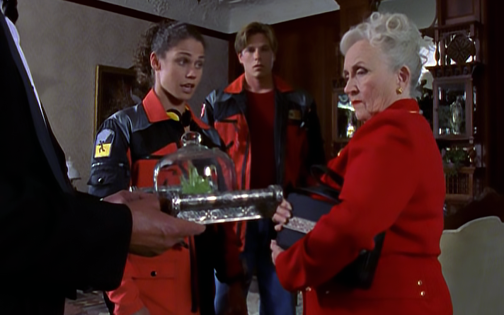 Power Rangers - 8x21 - The Fifth Crystal
