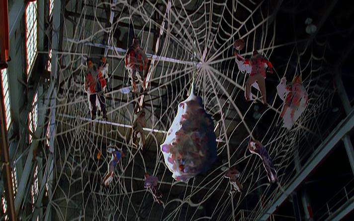 Power Rangers - 8x35 - Web War
