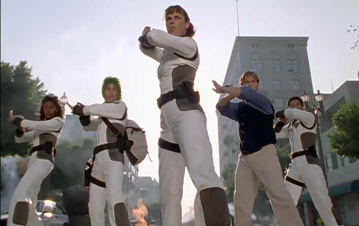 Power Rangers - 9x02 - Force from the Future (2)