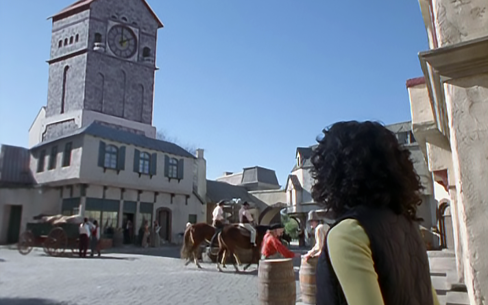 Power Rangers - 9x17 - The Legend of the Clock Tower