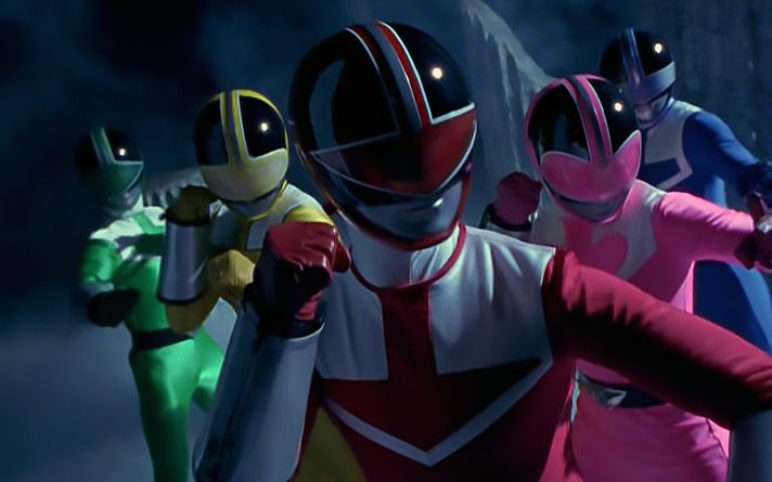 Power Rangers - 9x18 - Trust and Triumph