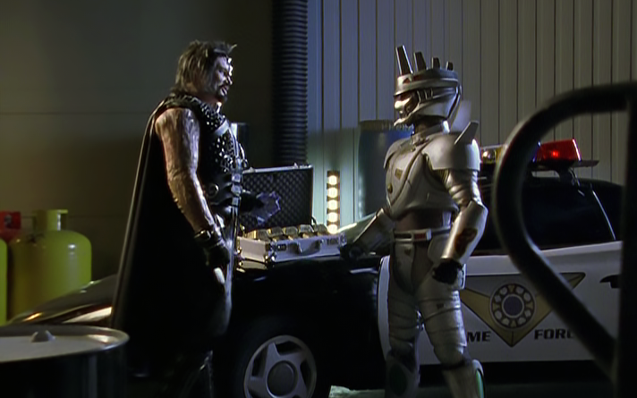 Power Rangers - 9x26 - Time Force Traitor
