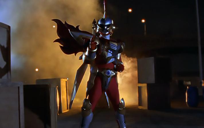 Power Rangers - 9x32 - Beware the Knight