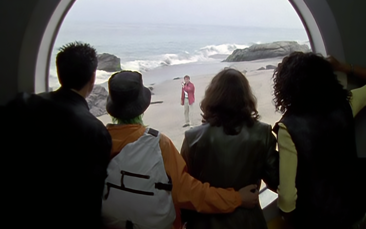 Power Rangers - 9x38 - The End of Time (1)
