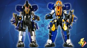 Beast-X King Zord Battle Mode
