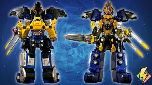 Beast-X King Megazord