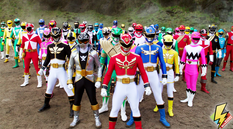 About Power Rangers