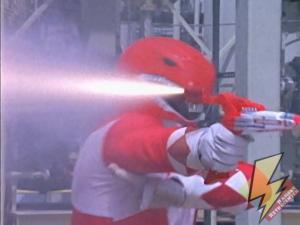 The Blade Blaster backfires