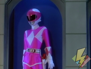 Ranger suits in the Power Chamber