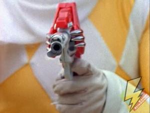 Yellow Ranger's Wild West Blade Blaster