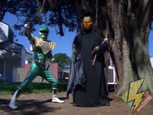 The Clone Green Ranger