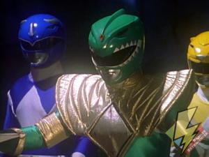 The hallucination Green Ranger
