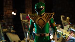 The Master Morpher Green Ranger
