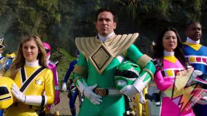 Green Ranger joins the Legendary Battle