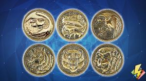 Ninja Power Coins