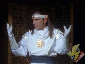 Tommy realises his Ninja Ranger power