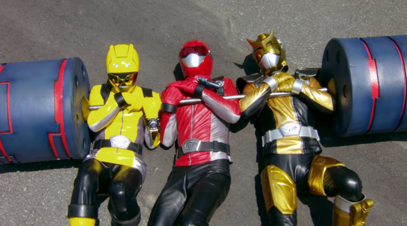 Power Rangers - 27x08 - Boxed In
