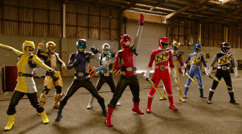 Power Rangers - 27x13 - Finders Keepers